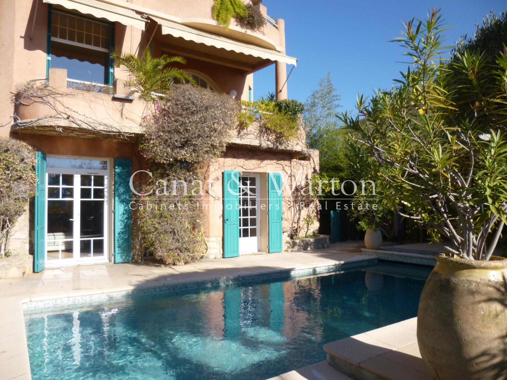 Vente VILLA TOULON CAP-BRUN Toulon - maison / villa à vendre Toulon