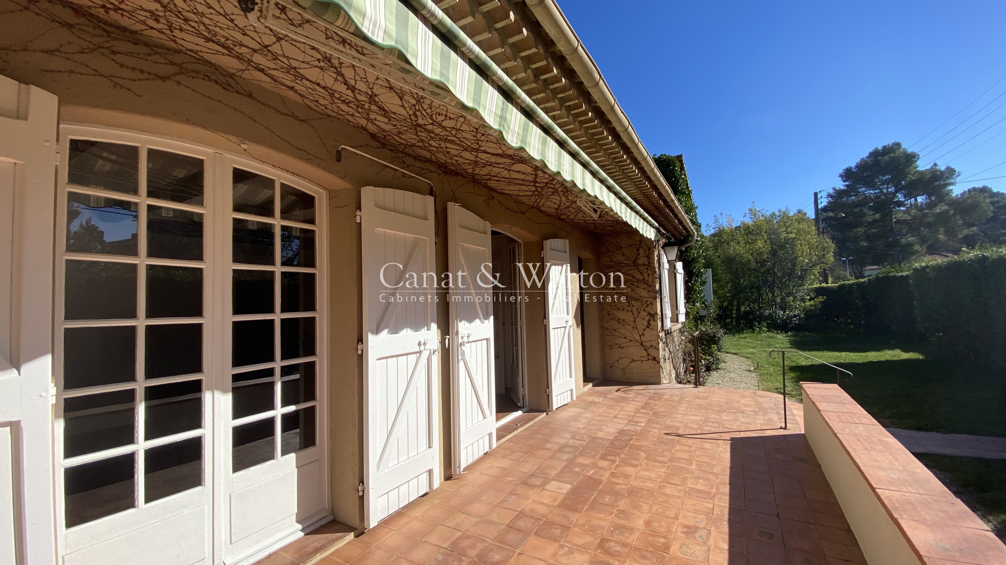 Vente VILLA CAP BRUN PROCHE MER Toulon - maison / villa à vendre Toulon